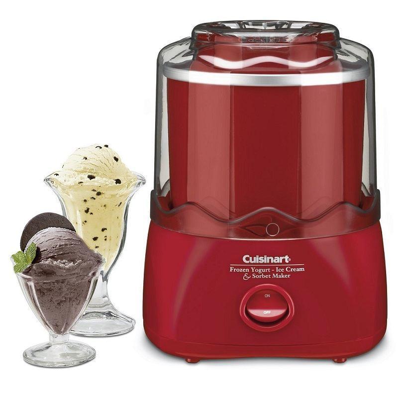 Home Ice Cream Maker Part - 20: Cuisinart Ice Cream Maker
